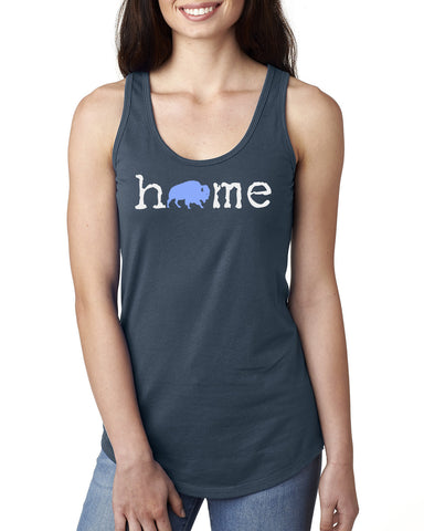 Home - Ladies Racerback Tank Top