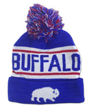 Buffalo Winter Hat - Royal