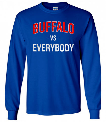Buffalo VS Everybody - LongSleeve T