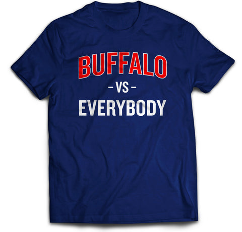 Buffalo vs Everybody