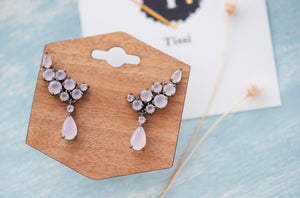 Adaline Vintage Earrings - tissinyc