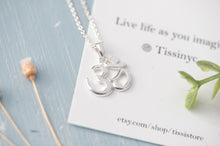 Load image into Gallery viewer, OM Necklace - tissinyc