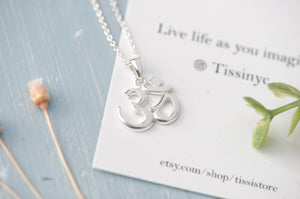 OM Necklace - tissinyc