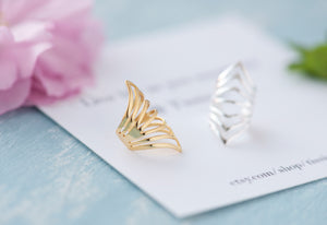 Sol Layered Pointy Ear cuff - tissinyc