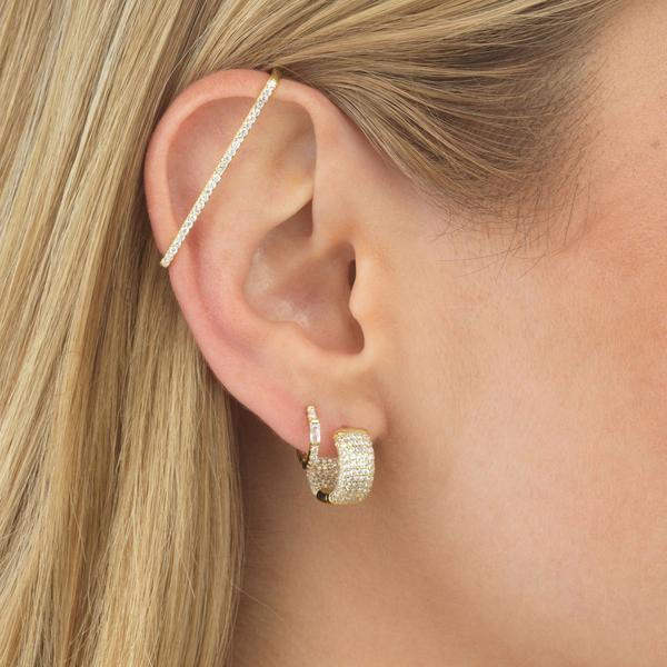 Cartilage Bar Earring - tissinyc
