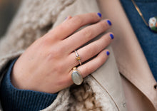 Load image into Gallery viewer, Vintage Citrine Ring - Mottive.inc