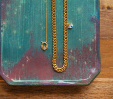 Load image into Gallery viewer, Gold Claddagh Necklace - Mottive.inc