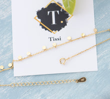 Load image into Gallery viewer, Emily Disc Charm Choker - tissinyc