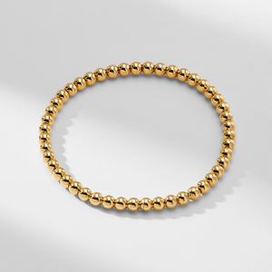 Demi Gold Bearded Bracelets - tissinyc