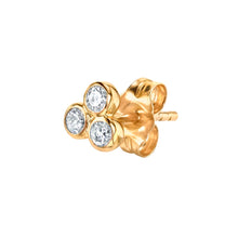 Load image into Gallery viewer, Sandy Dangle flower stud - tissinyc