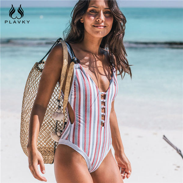 Sexy 2019 Ladies Tropical Palm Leaf Floral Swimwear Women One piece Swimsuit Female Ruffled Push Up Swim Bathing Suit Monokini