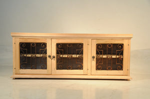 Barn Wood TV Console- CO-011