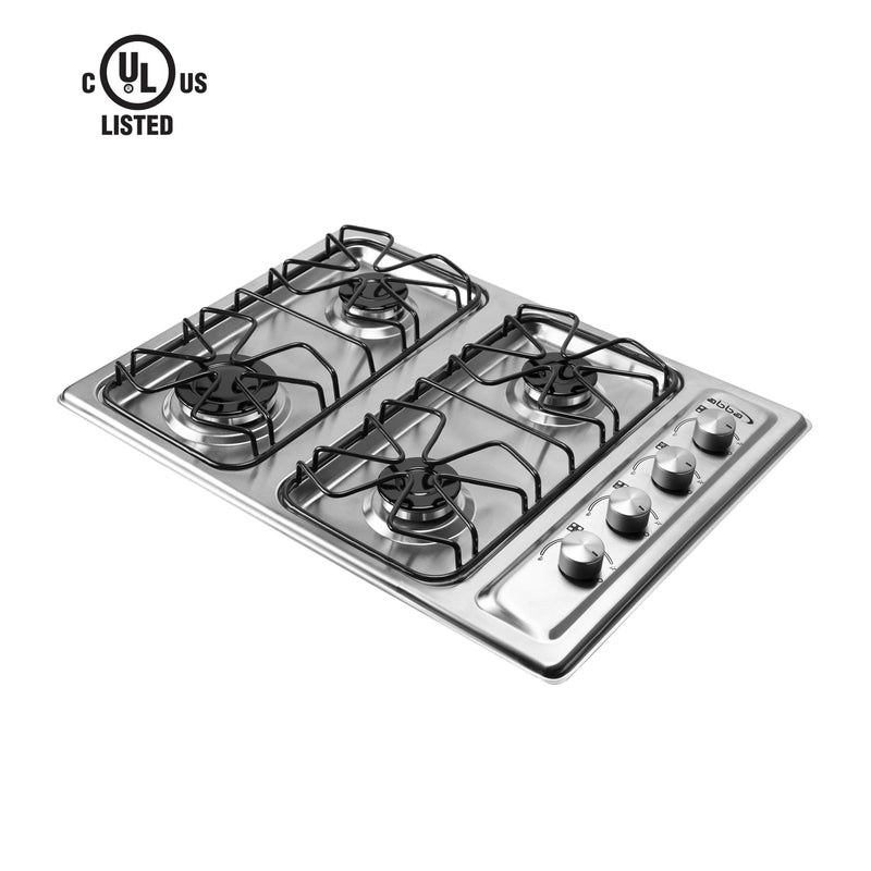 "CG-401-3-EA   24"" Gas Cooktop with 4 Burners"