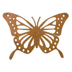 Buterfly Metal Wall Decor