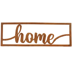Home Metal Wall Decor