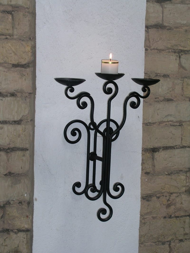 Artesano Iron Works - Candle Holders - AC-0006