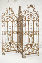 Decorative Iron - Screen Three Panels MISC-I-002
