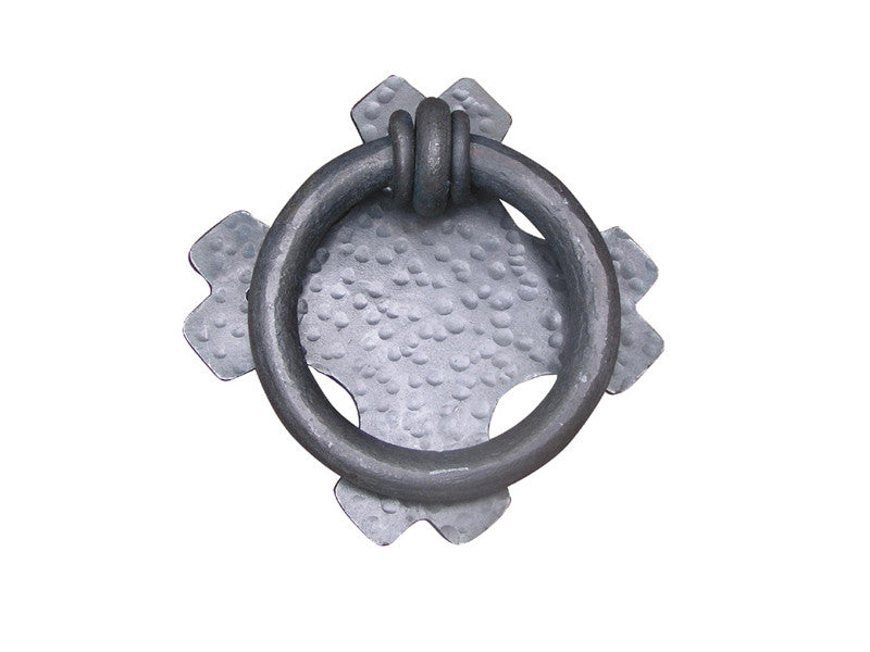 Hand-Forged Door Knockers - AIW-1000  L 7 1/4""
