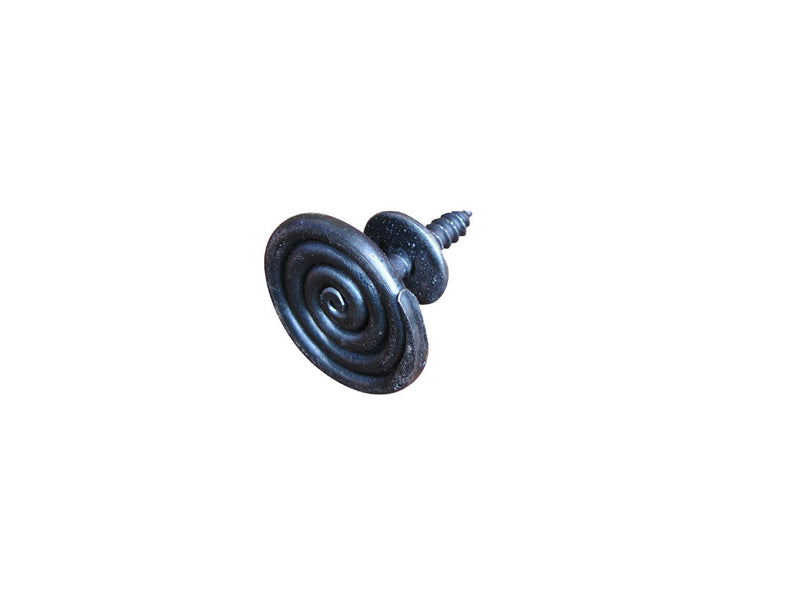 Artesano Iron Works - Round Cabinet Pull - AIW-2020 L 1 1/2""