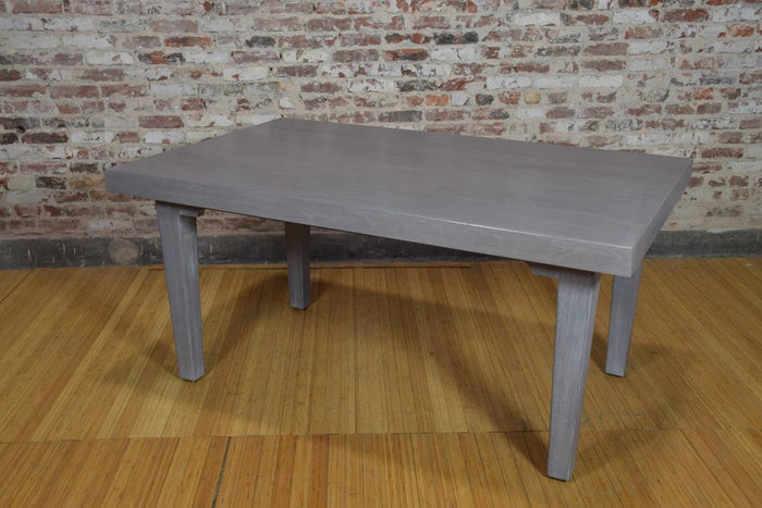 Barnwood Dining Table - Marine Stain