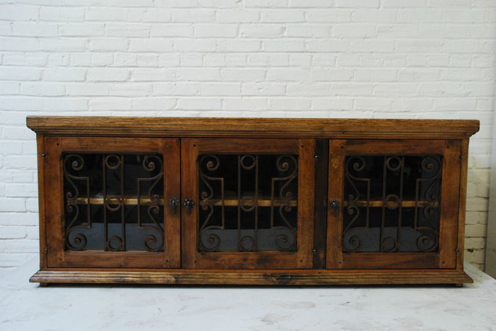 Barn Wood TV Console