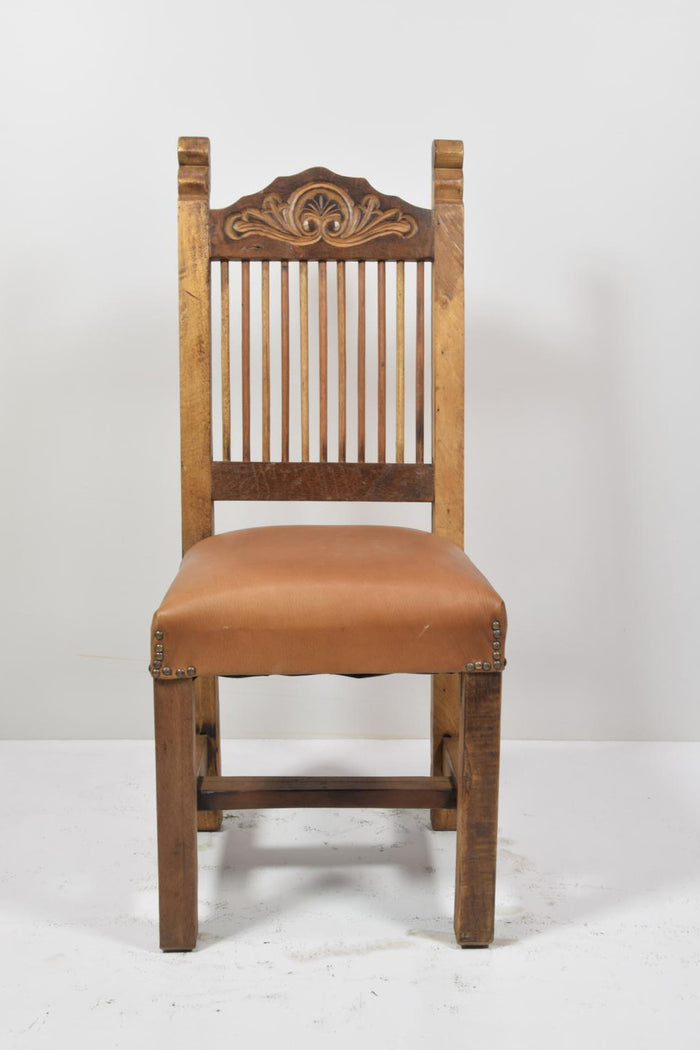 Barnwood Dining Chair - Barred Bar