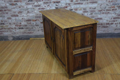 Barnwood Dresser - Contemporary Short