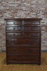 Barnwood Dresser - Contemporary Wide