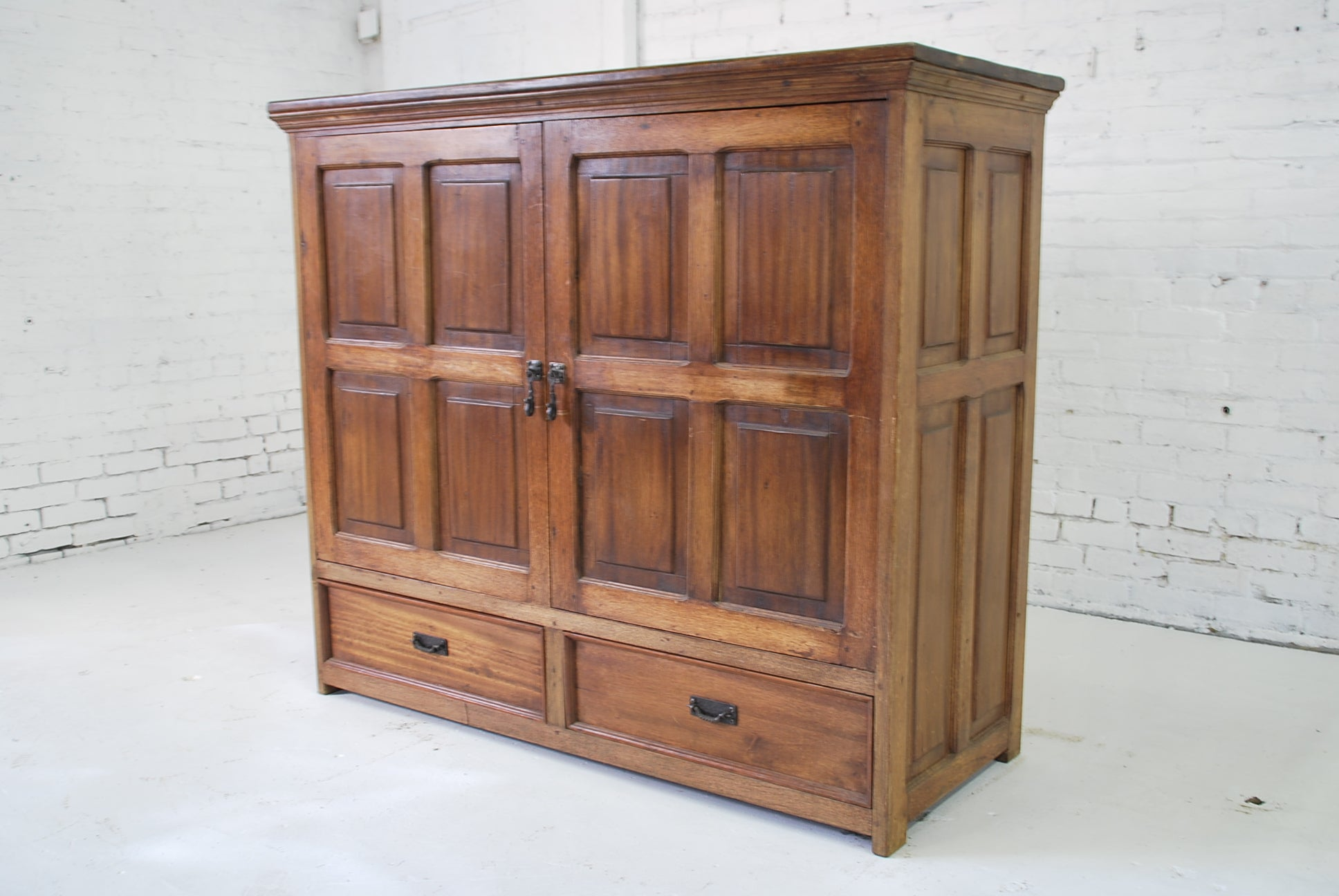 ... Barn Wood Armoire   Media Cabinet AR 021 ...