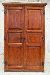 Barn Wood Armoire - Contemporary Cherry AR-025