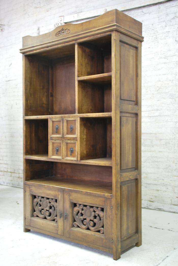 WOODEN BOOKCASE WB-003