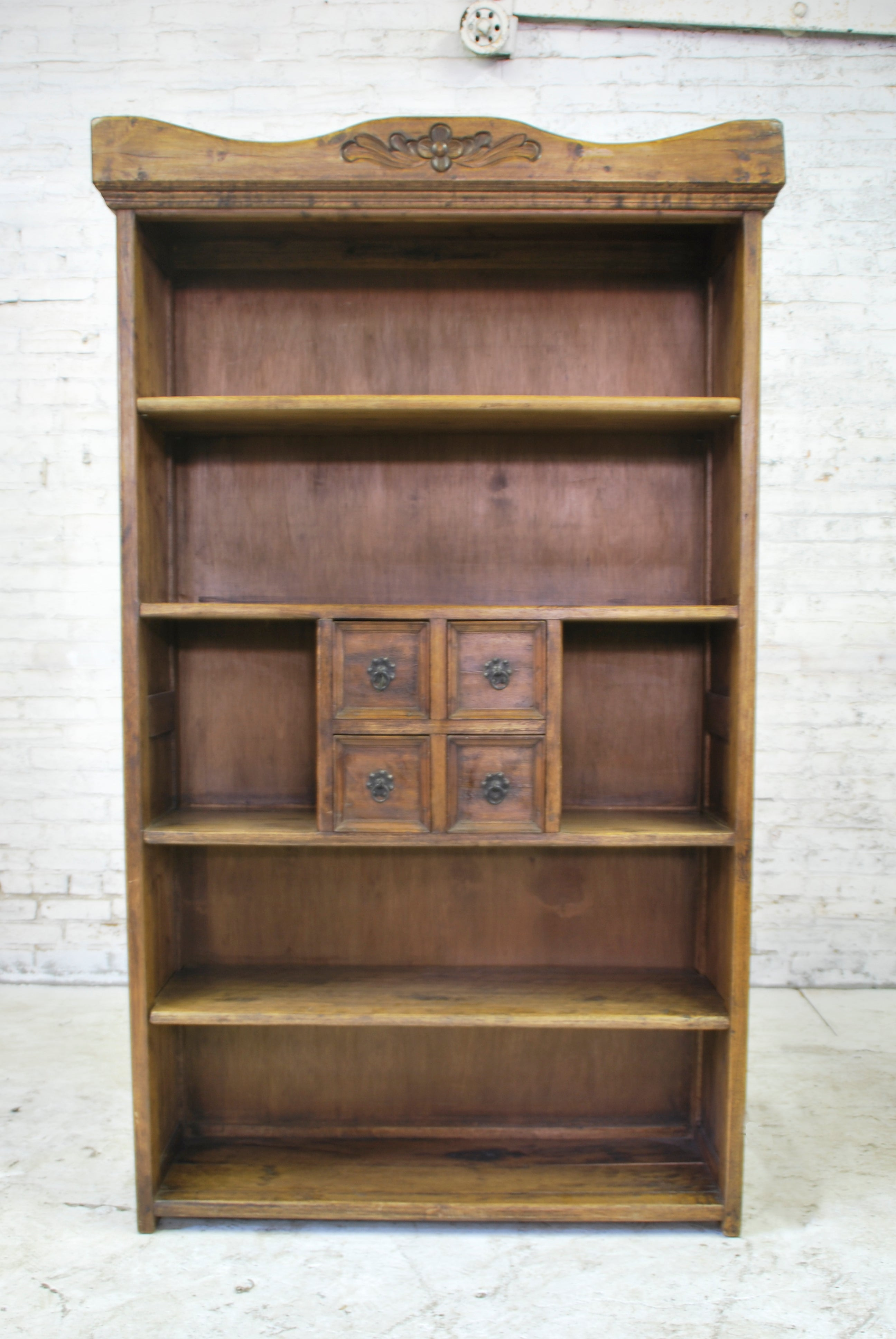 WOODEN BOOKCASE WB-009