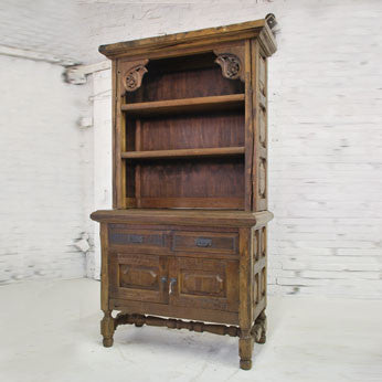 WOODEN BOOKCASE WB-014