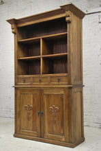 WOODEN BOOKCASE WB-015