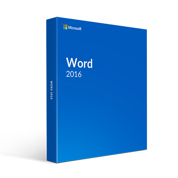 Microsoft Word 2016 (For Windows Pc Only)