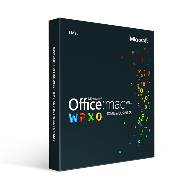 Office Mac Home Business 2011