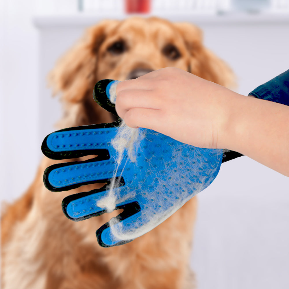 Grooming Glove - Wowza Store Pet Products Online Dog Accessories for Dogs, Pets and Cats