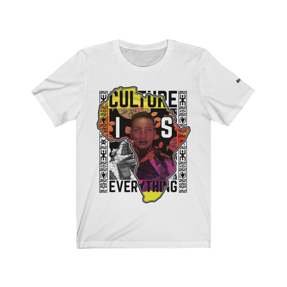 Africa Map Culture is Everything T shirt