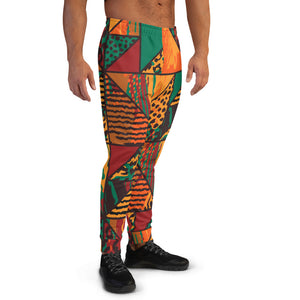 Animal Abstract Men's Joggers