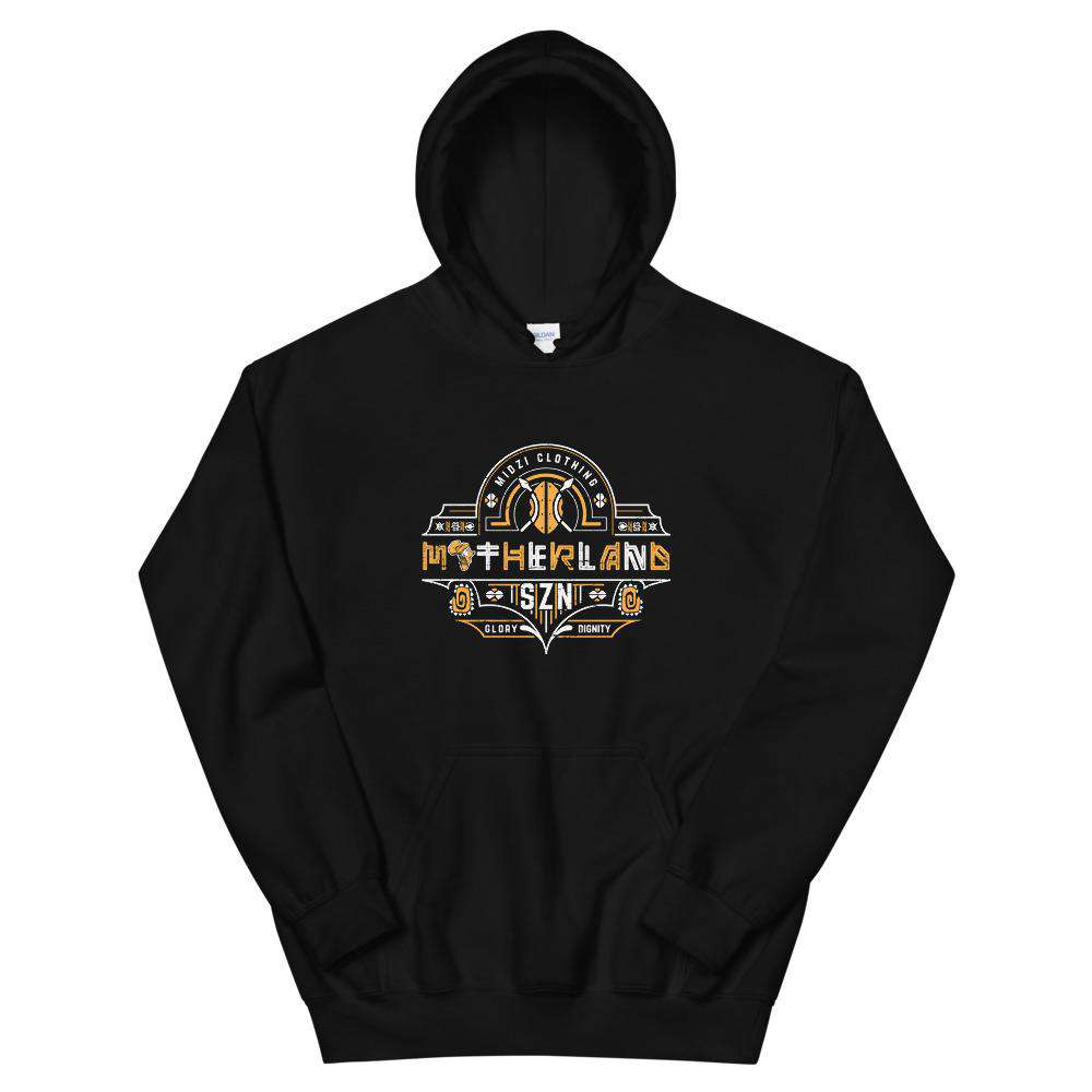 African Culture Motherland SZN Hoodie
