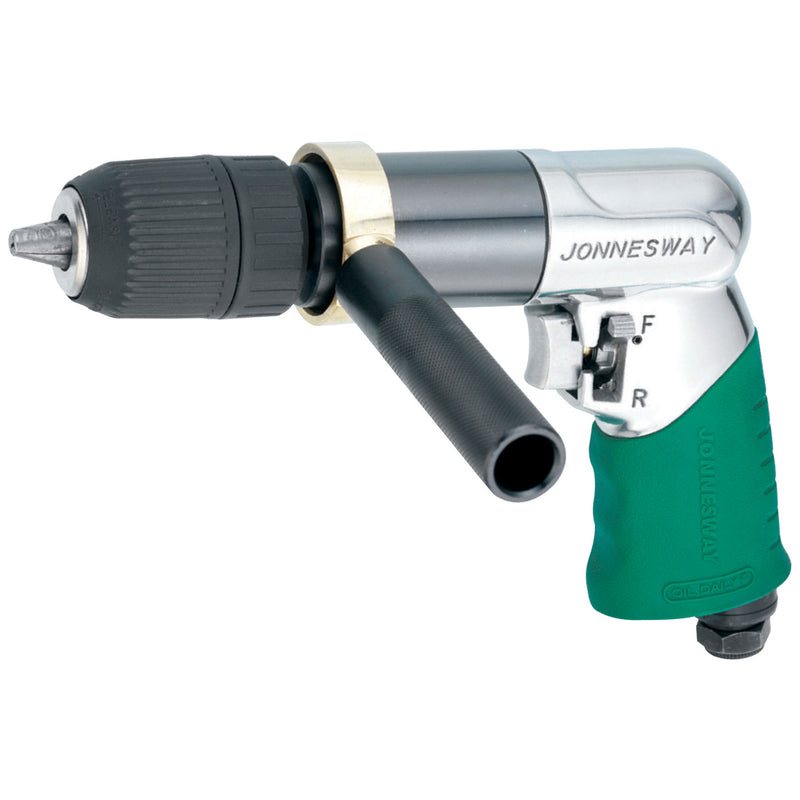 "1/2"" Air Pneumatic Reversible Drill, 1-13 Mm JAD-1027 Jonnesway Tools"