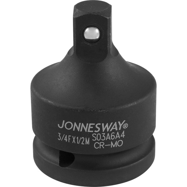 "3/4"" Dr(F)-1/2""(M) Adapter S03A6A4 Jonnesway Tools"