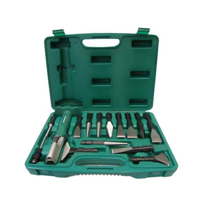 All Go Chisel & Punch Set AG010143 Jonnesway Tools