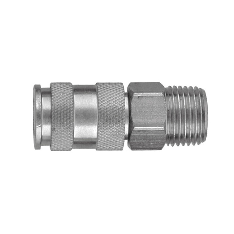 "Quick-connective Coupler 1/2""Bsp(M) GM-04AM Jonnesway Tools"