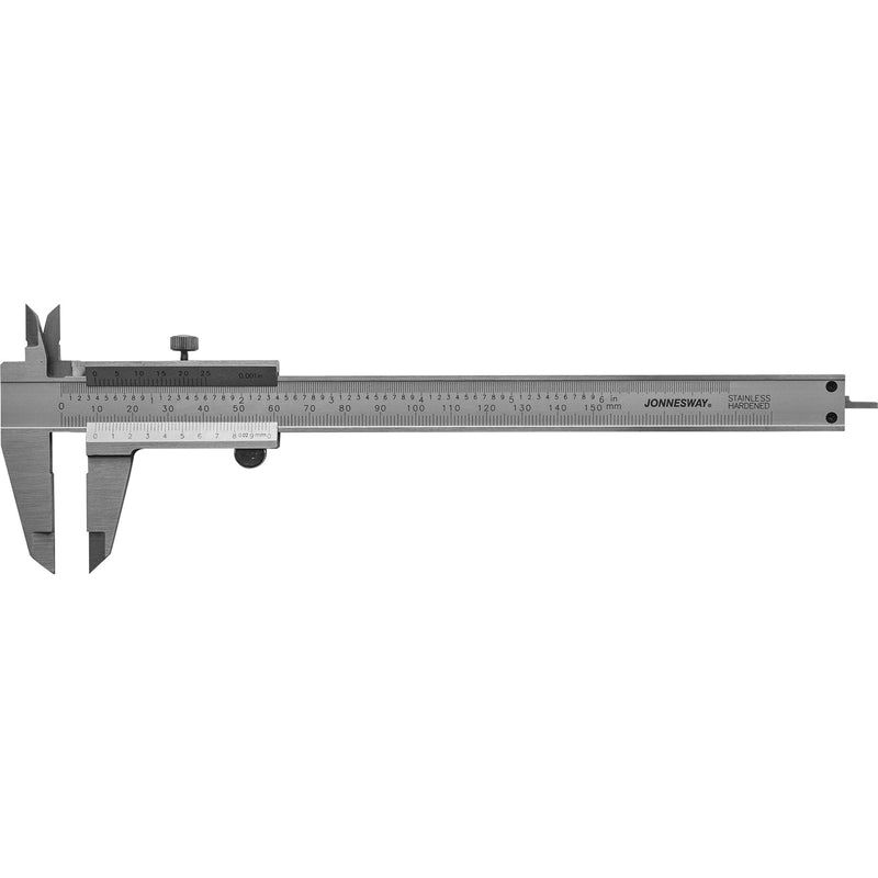 Verier Caliper, stainless Steel, 150 mm MTC1150 Jonnesway Tools