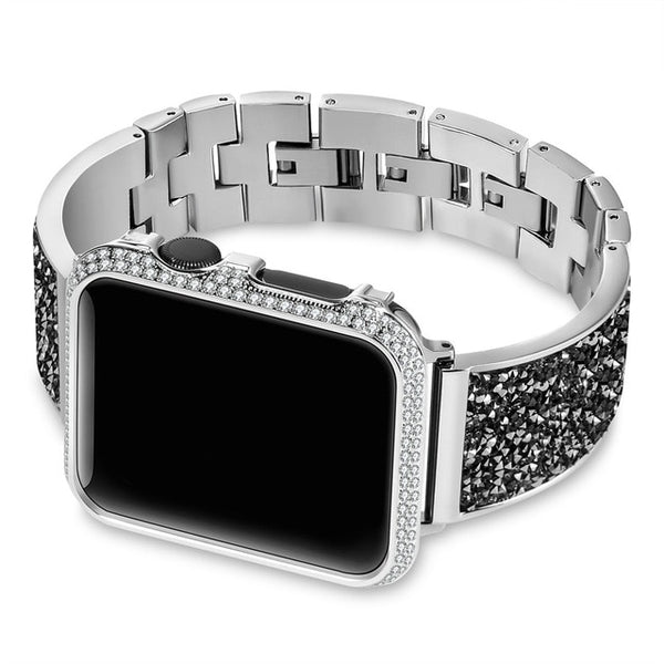 Bling Band For Apple Watch