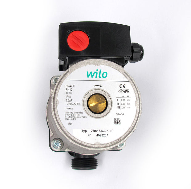 Wilo Water Circulation 3 Speed Pump