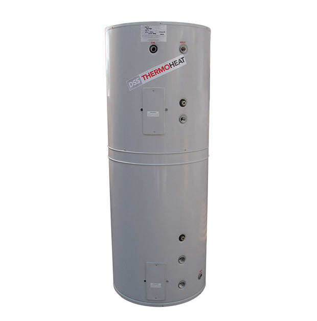 500 Ltrs Duplex SS Hot Water Cylinder