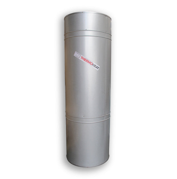615 Ltrs Duplex SS Hot Water Cylinder