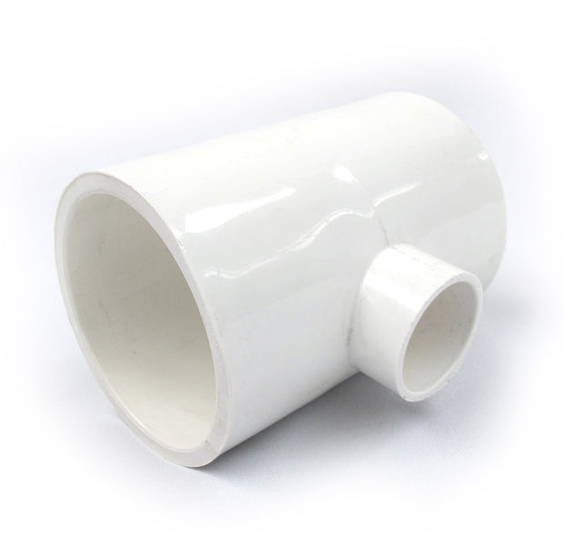 Tee Reducing 50mm x 20 mm PVC